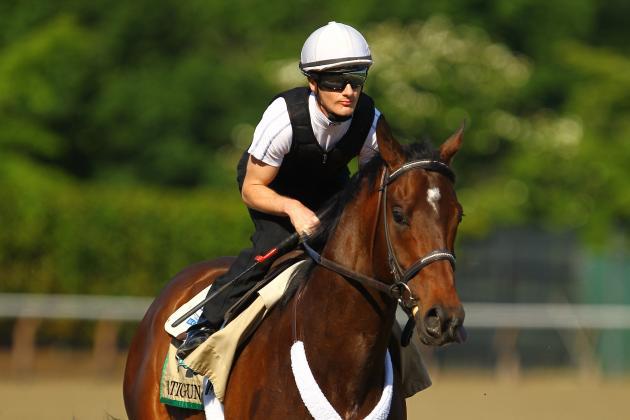 Belmont Stakes Draw 2012: Long Shots That Got Great Slots