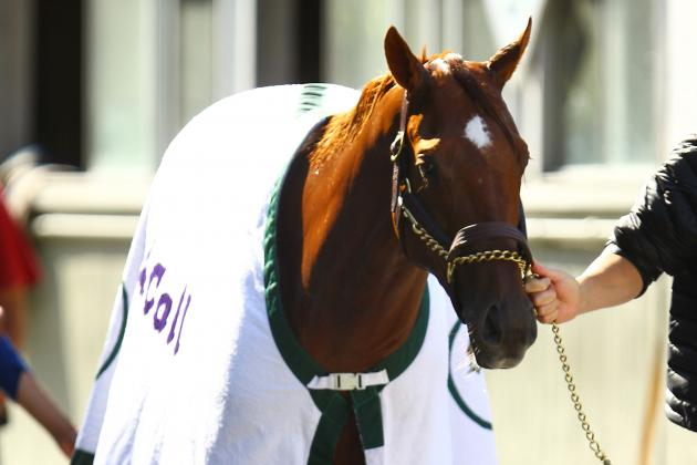 Belmont Stakes 2012: I'll Have Another Will Gallop into History with Victory