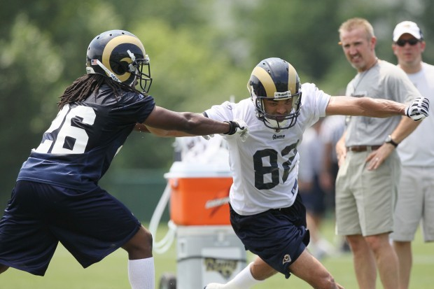Rams Need to Sort out Mess at Wide Receiver