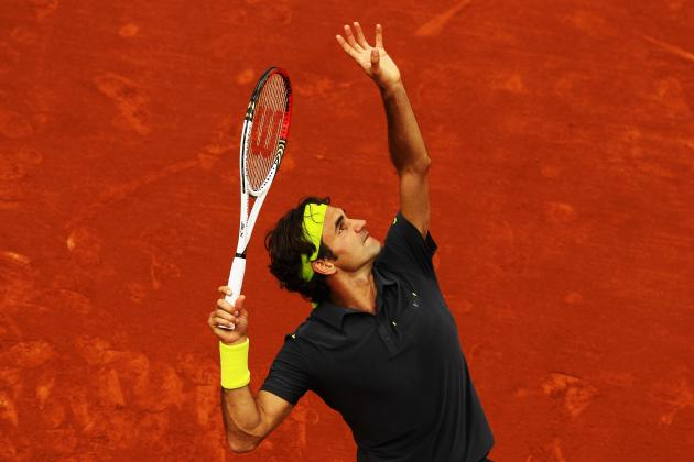 French Open 2012 Schedule: Federer Will Outlast Djokovic in Epic Semifinal