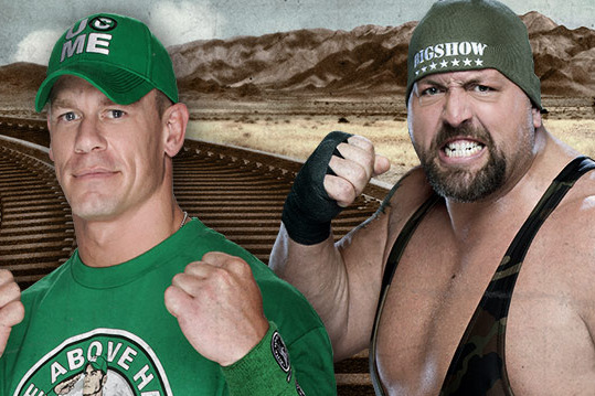 WWE No Way out 2012: Can Big Show and John Cena Deliver a Quality Main Event?