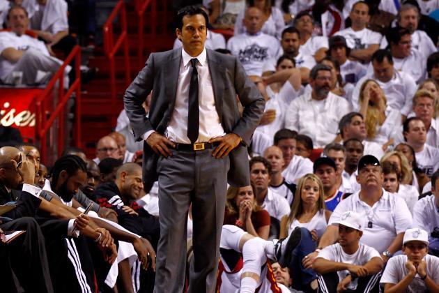 Miami Heat: Erik Spoelstra, Chris Bosh and Why 'Fair' Shouldn't Matter
