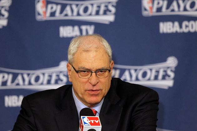 Could Phil Jackson Become the Next Head Coach of the Miami Heat?