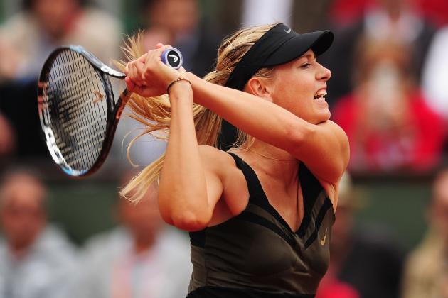 Maria Sharapova: Assessing Sharapova's French Open 2012 Performance