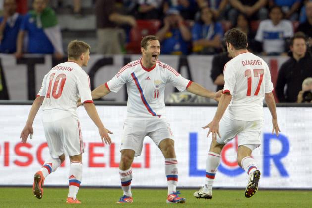 Euro 2012 Odds: Underrated Teams That Will Go Deep in Competition