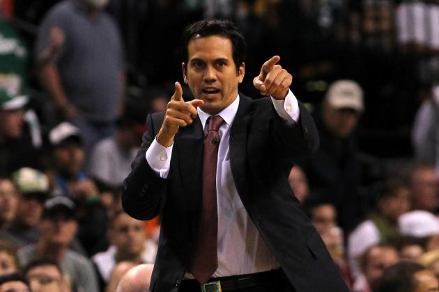 Why Erik Spoelstra Deserves Blame for Miami Heat's Late-Game Struggles