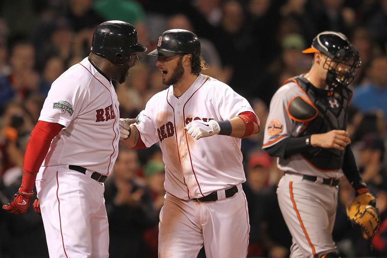 Jarrod Saltalamacchia: Boston's Catcher on Record-Setting Pace for Red Sox