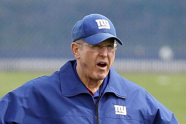 New York Giants and Tom Coughlin Agree on Extension Through 2014