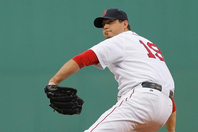 Boston Red Sox Need a Strong Outing from Josh Beckett Against the Orioles