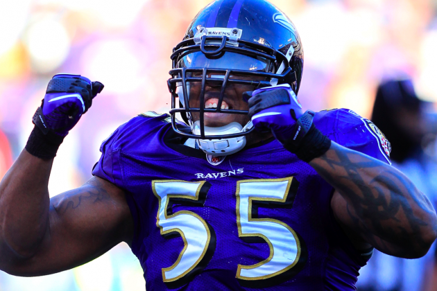 Terrell Suggs Injury: Ravens Star Reportedly Hurt Achilles Playing Basketball