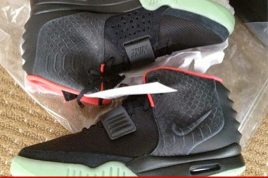 Kanye West Limited Edition Nike Kicks Going for $80,000 Online