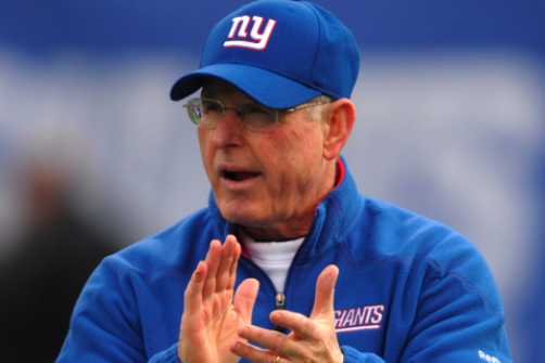 Tom Coughlin and New York Giants Agree to Contract Extension Through 2014