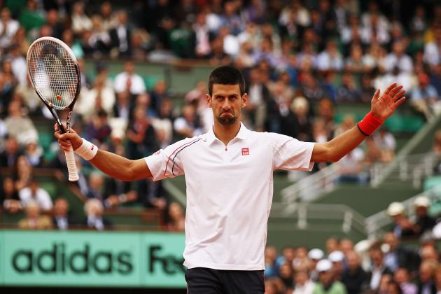 French Open 2012: Are Roger Federer and Novak Djokovic Lucky to Play Semifinal?