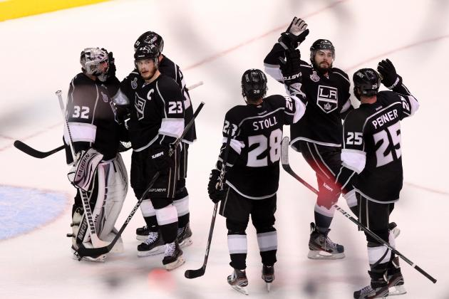 2012 Stanley Cup Playoffs: Kings See a Bit of the Past Champions in Themselves