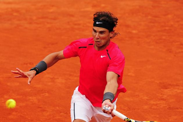 French Open 2012 Results: Nadal Is Man to Beat as Djokovic and Federer Stumble