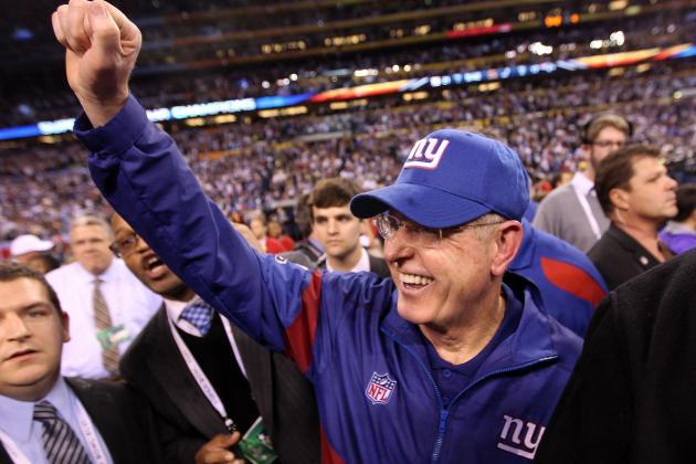 New York Giants Smart to Reward NFL's Best Coach