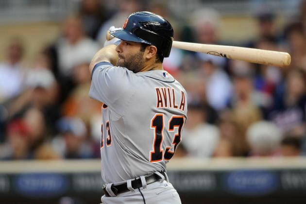 Detroit Tigers: Alex Avila Injury Will Hamper Offense