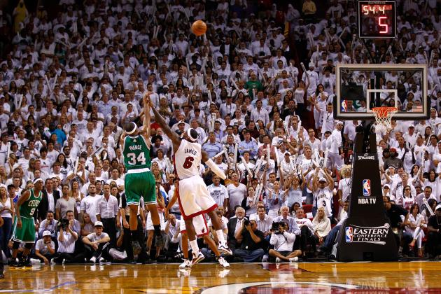2012 NBA Playoffs: The Celtics Rise, the Heat Fall and the Beat Goes on