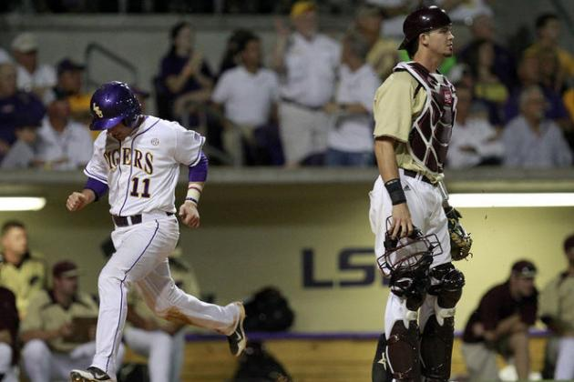 NCAA Baseball Super Regionals 2012: Predictions for the Round of 16