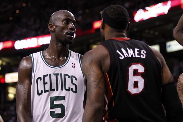 NBA Playoffs 2012: Celtics Over Heat Is David Stern's Worst Nightmare