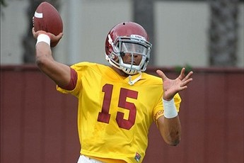 Scroggins' Departure Won't Mean Much for USC