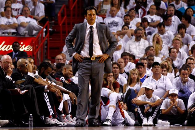 Miami Heat: Will the Heat Fire Coach Spoelstra If They Fail to Reach the Finals?