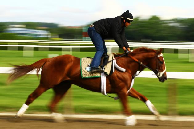 Belmont Stakes 2012: Cautionary Reasons I'll Have Another Will Get Upset
