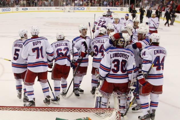 New York Rangers: How Blueshirts Could Spend Up to $20 Million This Offseason