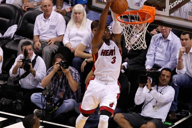 2012 NBA Playoffs: Miami Heat Won't Go Down Without a Fight