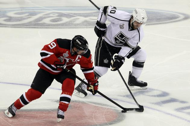 Stanley Cup Finals 2012: 5 Players Who May Be Playing Their Last Game as a Devil
