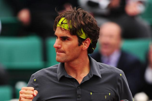 Roger Federer to Paris Crowd: Shut Up!