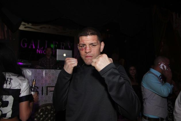 Nick Diaz: Will a One-Year Suspension Affect His Career?