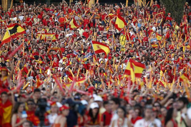 Euro 2012: Injuries Will Derail Spain's Hopes of a Repeat Title