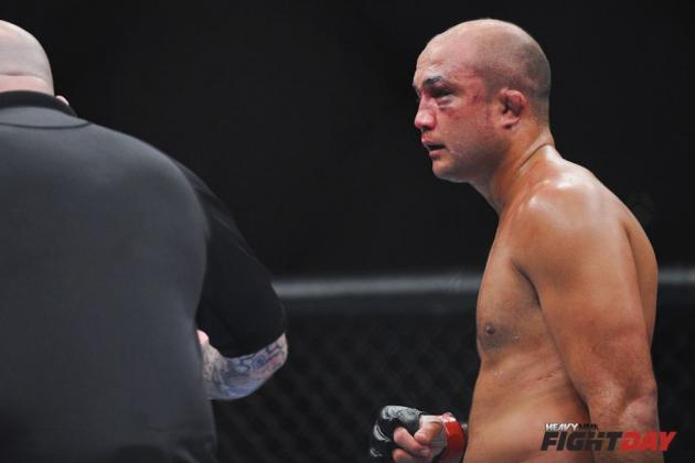 UFC 152: Why It Doesn't Make Sense for BJ Penn to Face Rory MacDonald