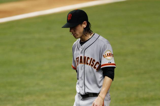 Giants Baseball: Why San Francisco Should Trade Tim Lincecum Before Next Season