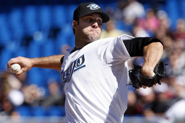 Toronto Blue Jays' Brandon Morrow Tosses 3rd Shutout in Dominant Performance