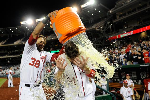 Washington Nationals Tearing Apart the NL East, Defeat New York Mets Again
