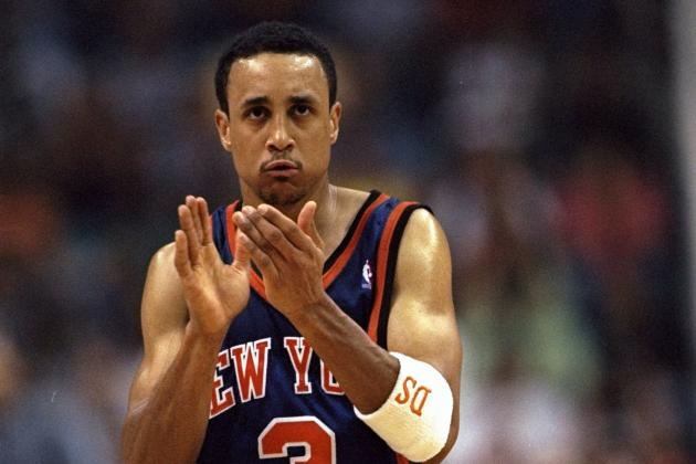 Former Knick John Starks Optimistic About the Future of the Franchise