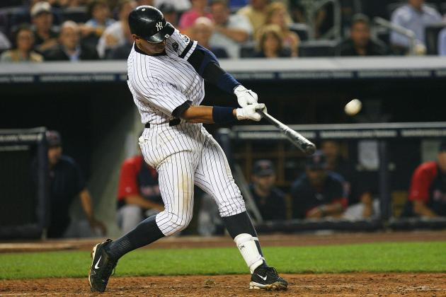 Alex Rodriguez: Will NY Yankees 3B Break Barry Bonds' HR Record in Pinstripes?