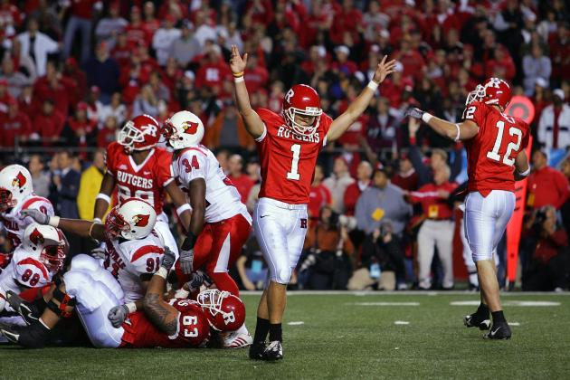 Rutgers' 10 Greatest D-I Victories of All Time: Number 3