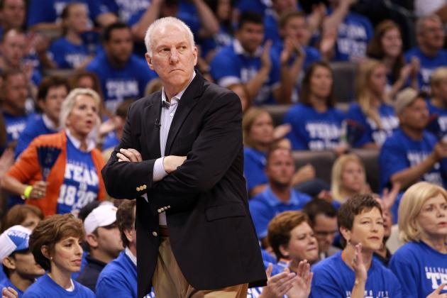 Gregg Popovich: Where Does He Sit Among the All-Time Great NBA Coaches?