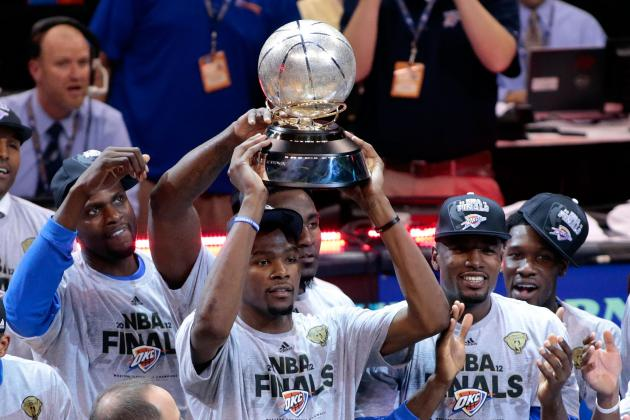 2012 NBA Playoffs: Oklahoma City Thunder Advance to NBA Finals