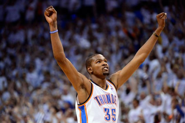 Kevin Durant Is Now the NBA's New  Hero as He Marches to the NBA Finals