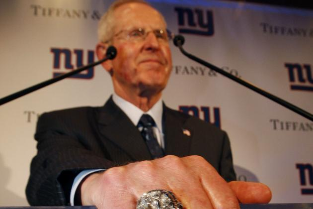 Tom Coughlin Signs 2-Year Extension with N.Y. Giants, Will He Coach Past 2014?