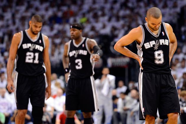 Tim Duncan Should Consider Retirement After San Antonio Spurs' Crushing Collapse