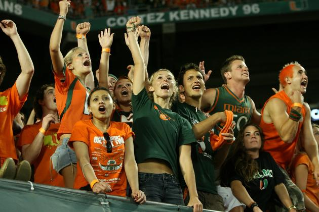 Do U? Why College Football Needs a Strong Miami Hurricanes Team