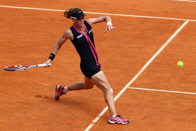 Stosur vs. Errani: Scores, Highlights From French Open 2012 Semi Finals