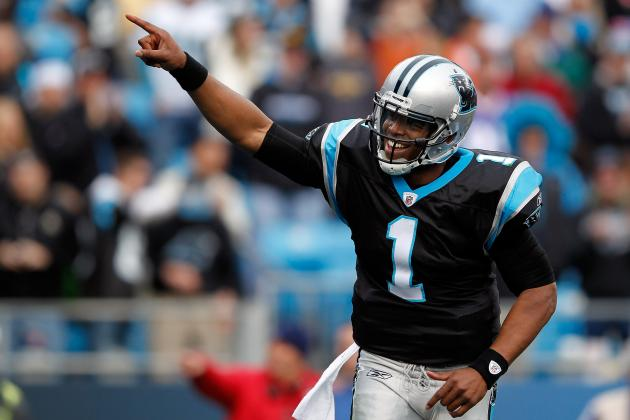 Cam Newton's Placement on Top 100 List Preposterously High