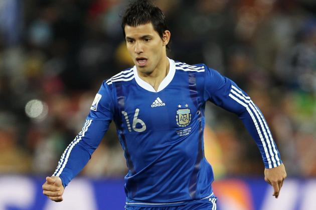 Argentina vs Brazil: Sergio Aguero Will Lead Argentina Past Their Rivals