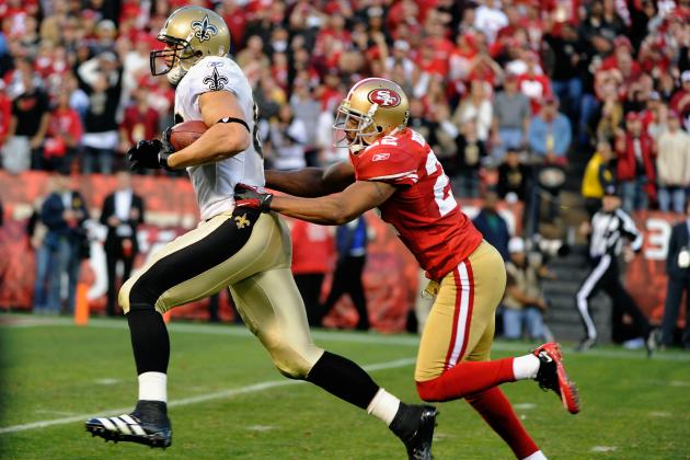 NFC South Morning Jog: Jimmy Graham Said There's 'Room for Improvement'
